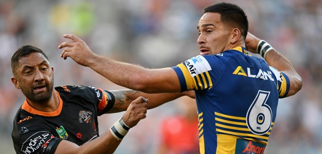 Highlights: Eels v Wests Tigers, Round Eight