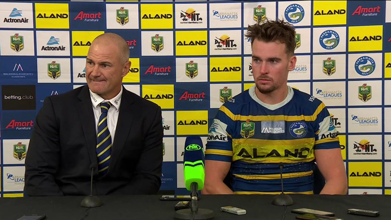 Post Match Press Conference - Round 11