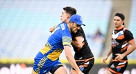NRL Touch Premiership - Eels v Wests Tigers - Round One Highlights