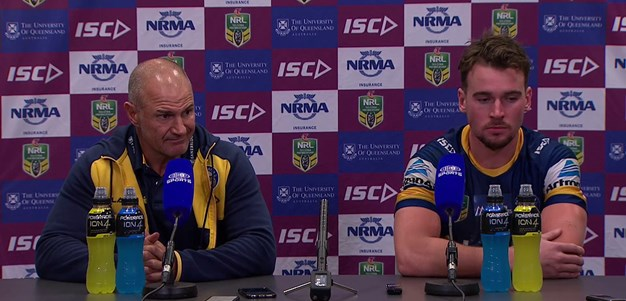 Post Match Press Conference: Round 12