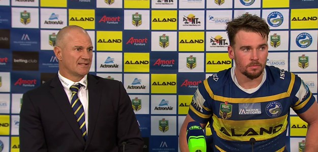 Press Conference: Eels Round 13