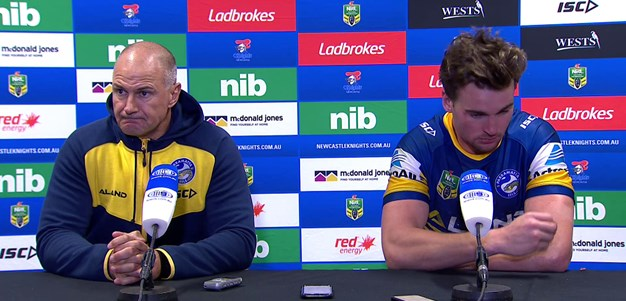 Eels Press Conference - Round 18