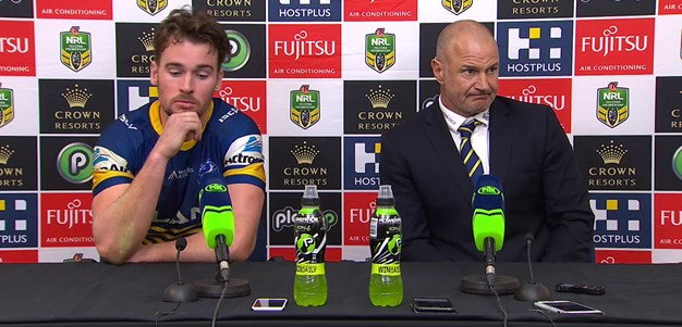 Eels press conference - Round 20