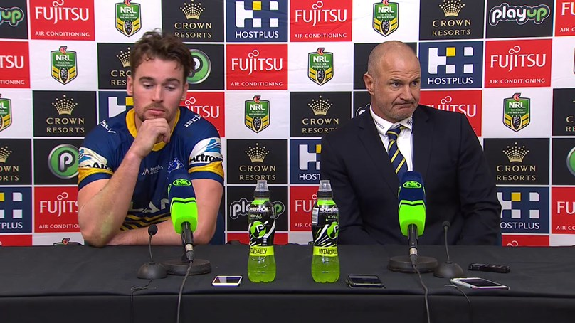 Eels press conference – Round 20