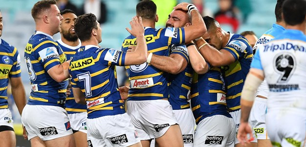 Match Highlights: Eels v Titans, Round 21