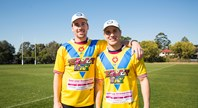 Parramatta Eels support Jersey Day
