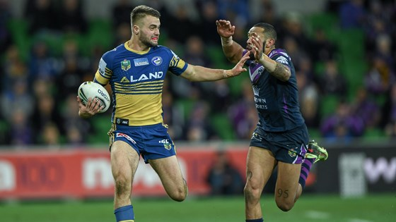 The official site of the parramatta eels parraeels eels storm v eels round 23 highlights ccuart Choice Image
