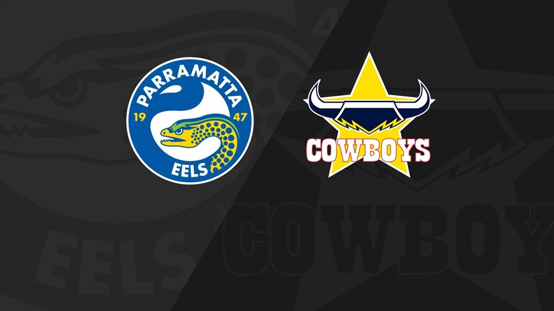Full Match Replay: Eels v Cowboys - Round 14, 2018