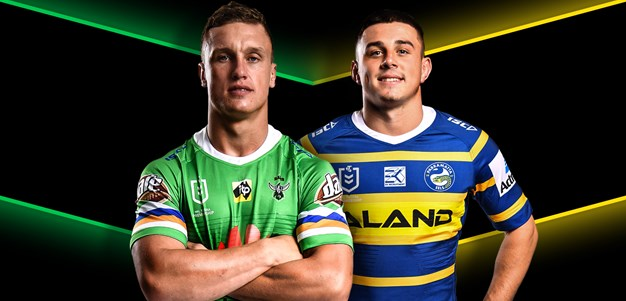 NRL.com preview Raiders v Eels, Round Five