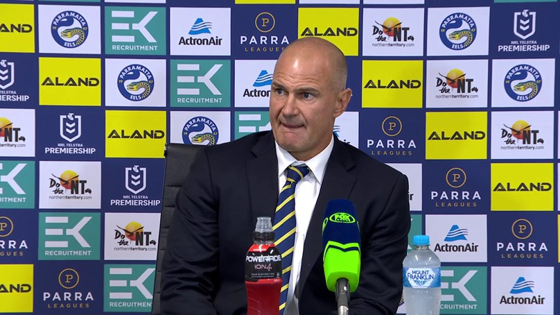 Post Match Press Conference: Eels v Wests Tigers, Round Six