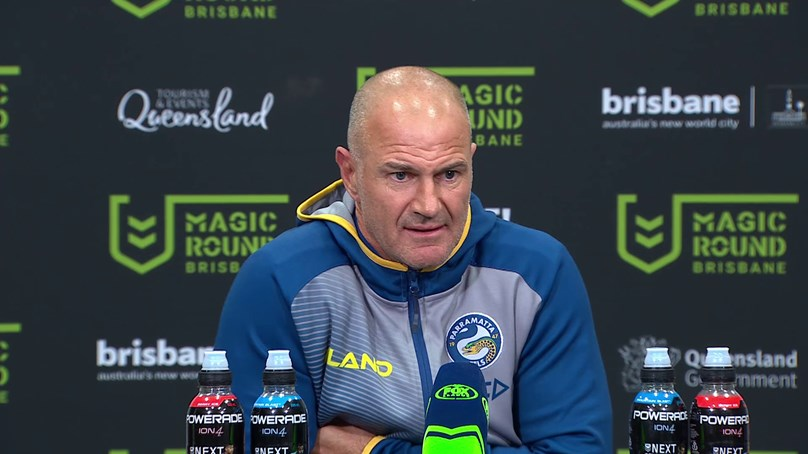 Post Match Press Conference: Round Nine