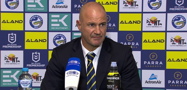 Post Match Press Conference: Brad Arthur, Round 11