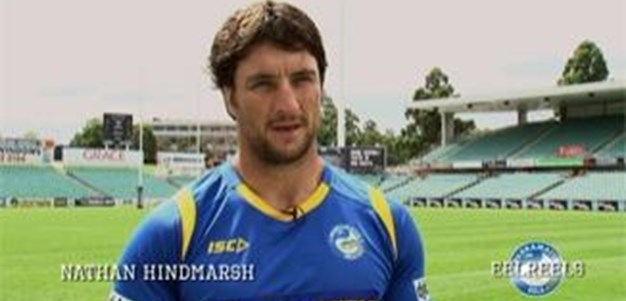EEL REELS Round 2 Game Preview - Nathan Hindmarsh