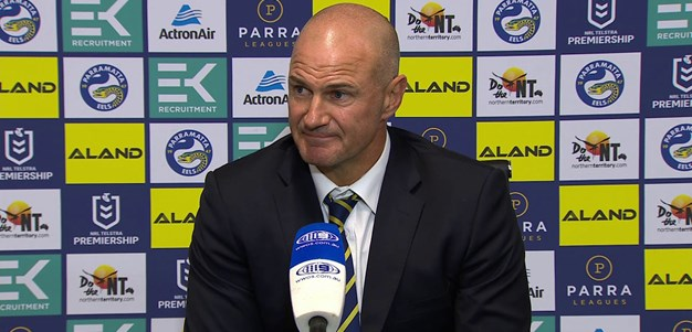 Post Match Press Conference: Brad Arthur, Round 12
