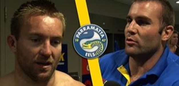 Rd6 NRL: Post game interviews