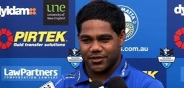 Rd13: Chris Sandow