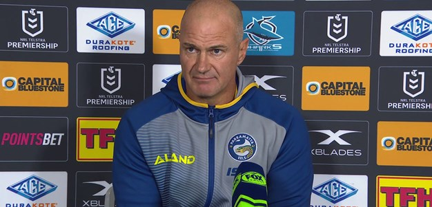 Post Match Press Conference: Brad Arthur, Round 13