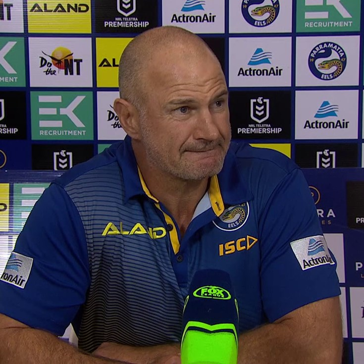 Post Game Press Conference: Brad Arthur, Round 15