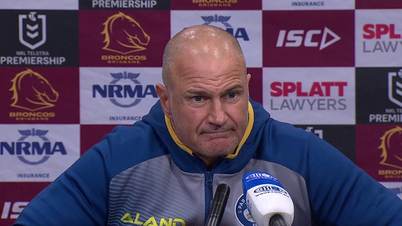 Post Match Press Conference: Brad Arthur, Round 24