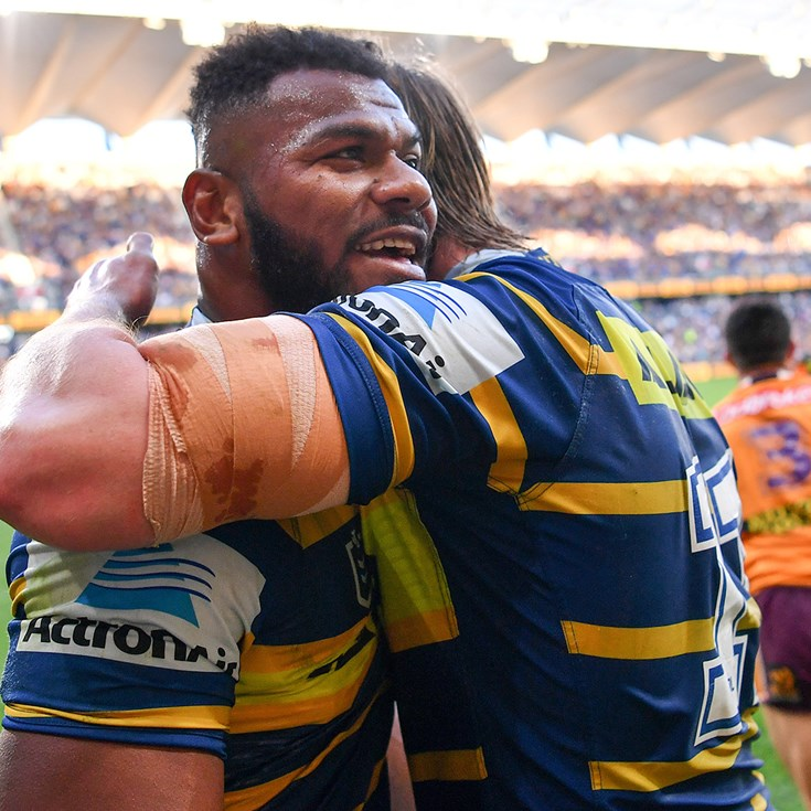 Match Highlights: Eels v Broncos, Elimination Final