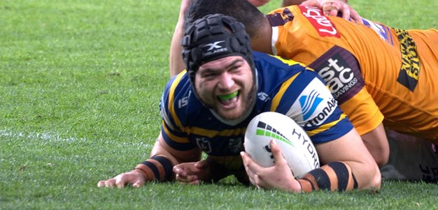 Moeroa joins the part as the Eels crack 40