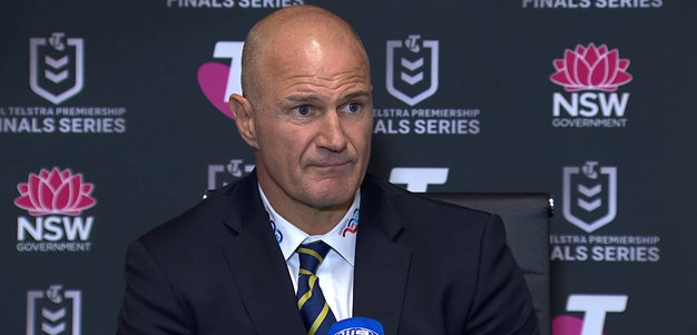 Post Match Press Conference: Brad Arthur, Elimination Final
