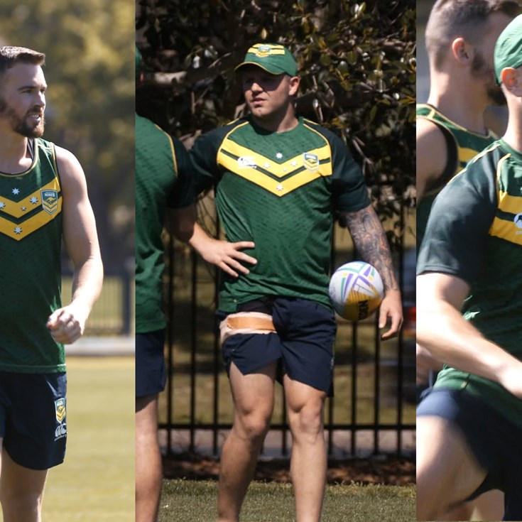 Eels trio to use Bankwest advantage at World Cup 9s
