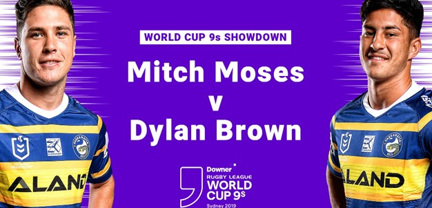 Moses and Brown face off in Nines showdown