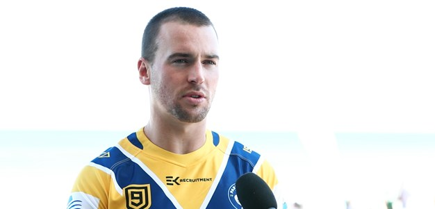 Gutherson ready to lead team at NRL Nines