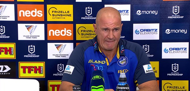 Post Match Press Conference: Brad Arthur, Round 2