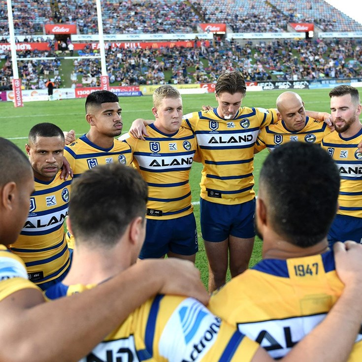 Last time they met: Cowboys v Eels - Round 10, 2019