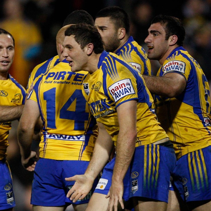 NRL Classic: Panthers v Eels - Round 19, 2010