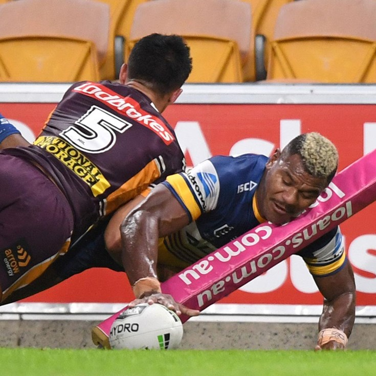 Most Streamed: Broncos v Eels