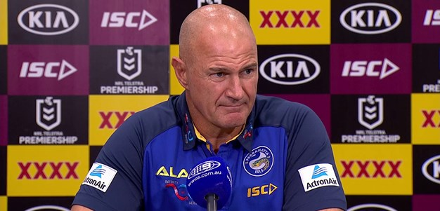 Post Match Press Conference: Brad Arthur, Round Three