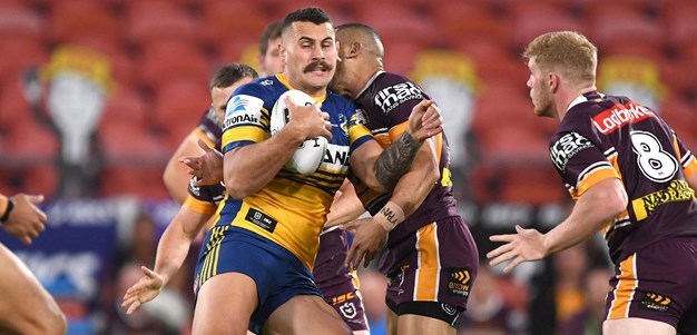 Extended Highlights: Broncos v Eels, Round Three