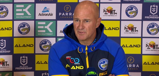 Post Match: Brad Arthur, Round Four