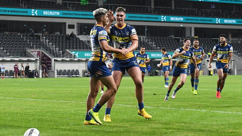 Extended Highlights: Eels v Sea Eagles