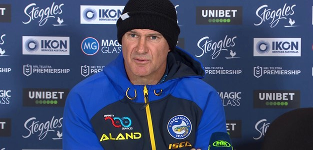 Post Match Press Conference - Brad Arthur, Round Six