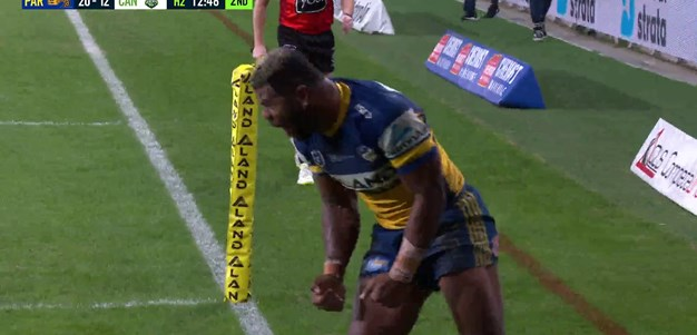 Sivo gives the Eels some breathing room