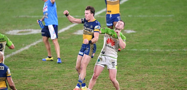 Match Highlights: Eels v Raiders