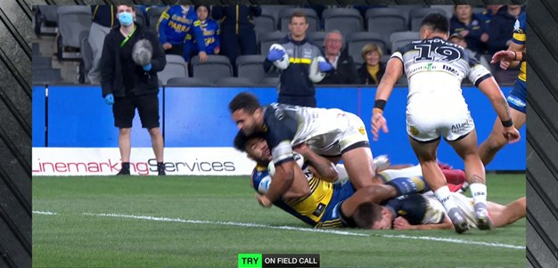 Blake continues Eels momentum