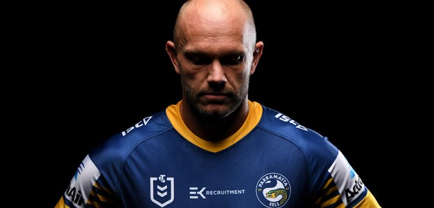Gower's gutsy journey to 100th Eels game