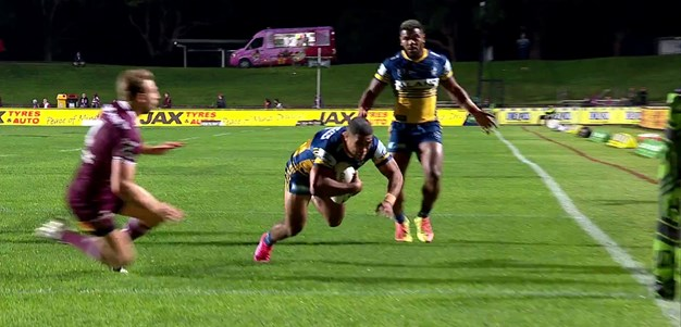 Jennings gets the Eels on the board