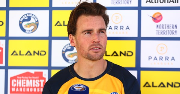 Gutherson: I never thought I would be Captain of the Parramatta Eels