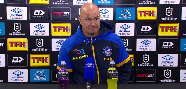 Post Match: Brad Arthur, Round 13