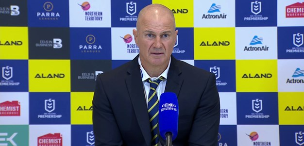 Post Match Press Conference: Brad Arthur, Round 14