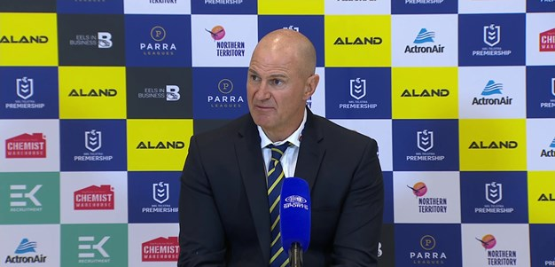 Post Match Press Conference: Brad Arthur, Round 15