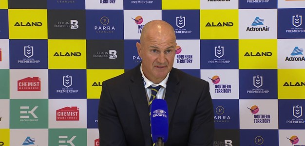 Post Match Press Conference: Brad Arthur, Round 16