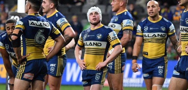 'Embarassing' loss forces Eels to reassess