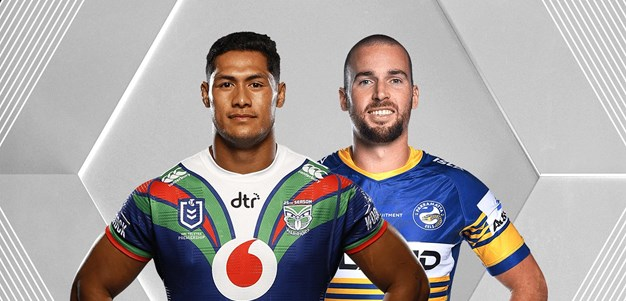 Warriors v Eels - Round 17 Match Preview